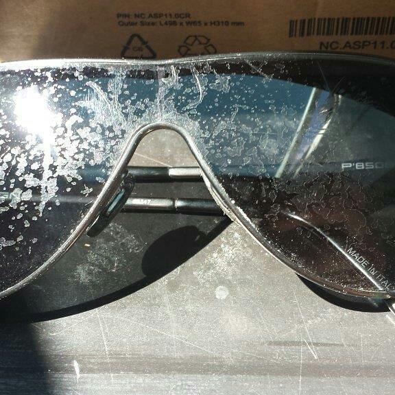 Heute etwas in eigener Sache, meine 280 € teurer Porsche Design Brille die ihr auf den Bildern sehen könnt ist nach relativ kurzer Nutzungsdauer nicht mehr brauchbar da es scheinbar um eine aufgeklebte Folie anstatt vollkommen durchzogenen Glas handelt eine Kulanzanfrage bei Porsche via E-Mail wurde nach einem Monat Wartezeit abgelehnt mit der Begründung es würde nicht an der Qualität liegen und sie lehnen jegliche Reparatur Austausch ab von einer Firma wie Porsche hätte ich etwas anderes erwartet jede andere Firma hat eine solche Anfrage mit Zufriedenheit für mich erledigt ich kann nur sagen ein großes Minus ich bin sehr enttäuscht und werde nie wieder Kunde.After one month Porsche Design answered me they wouldn't replace this very bad business in my opinion such a big company with such a bad customer service €280 glasses and it seems like they are not worth their money@porschedesignofficial #fail #Porsche #dissapointed #service #Dontbuy #neveragain #customerisalwaysright #badbusiness #kundenservice #qualität #overpriced